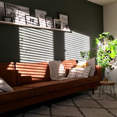 Diffuus licht in huis