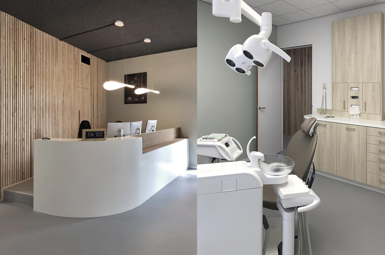 interieurontwerp tandartspraktijk